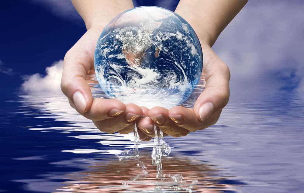 de donde viene el agua