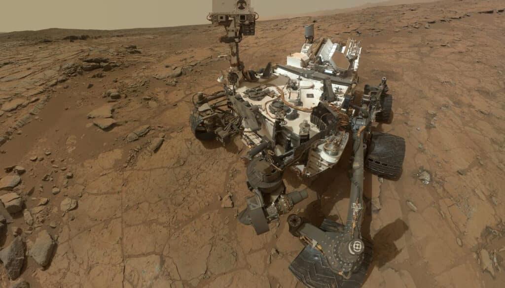 vida en Marte