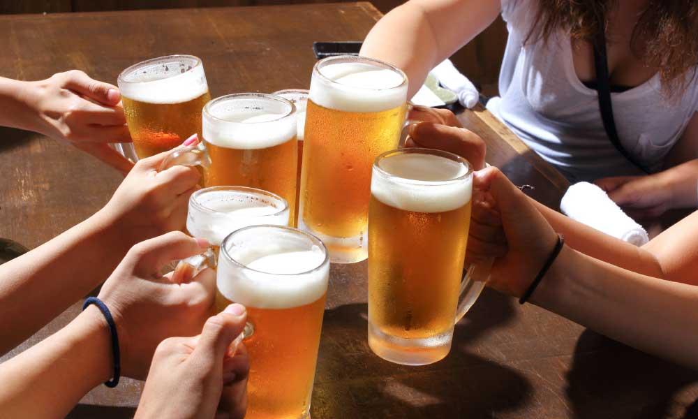alcohol y depresión