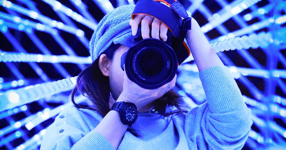 histograma de una fotografia
