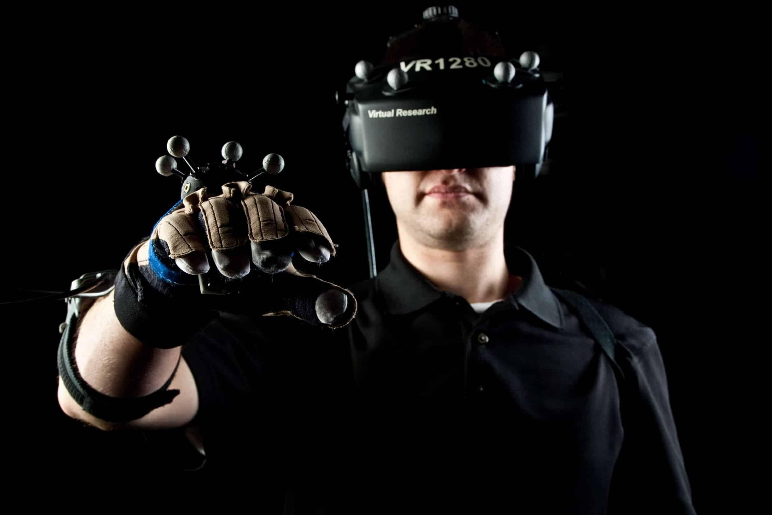 el futuro de la realidad virtual