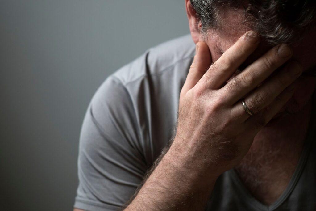 sinapsis normal y con depresión