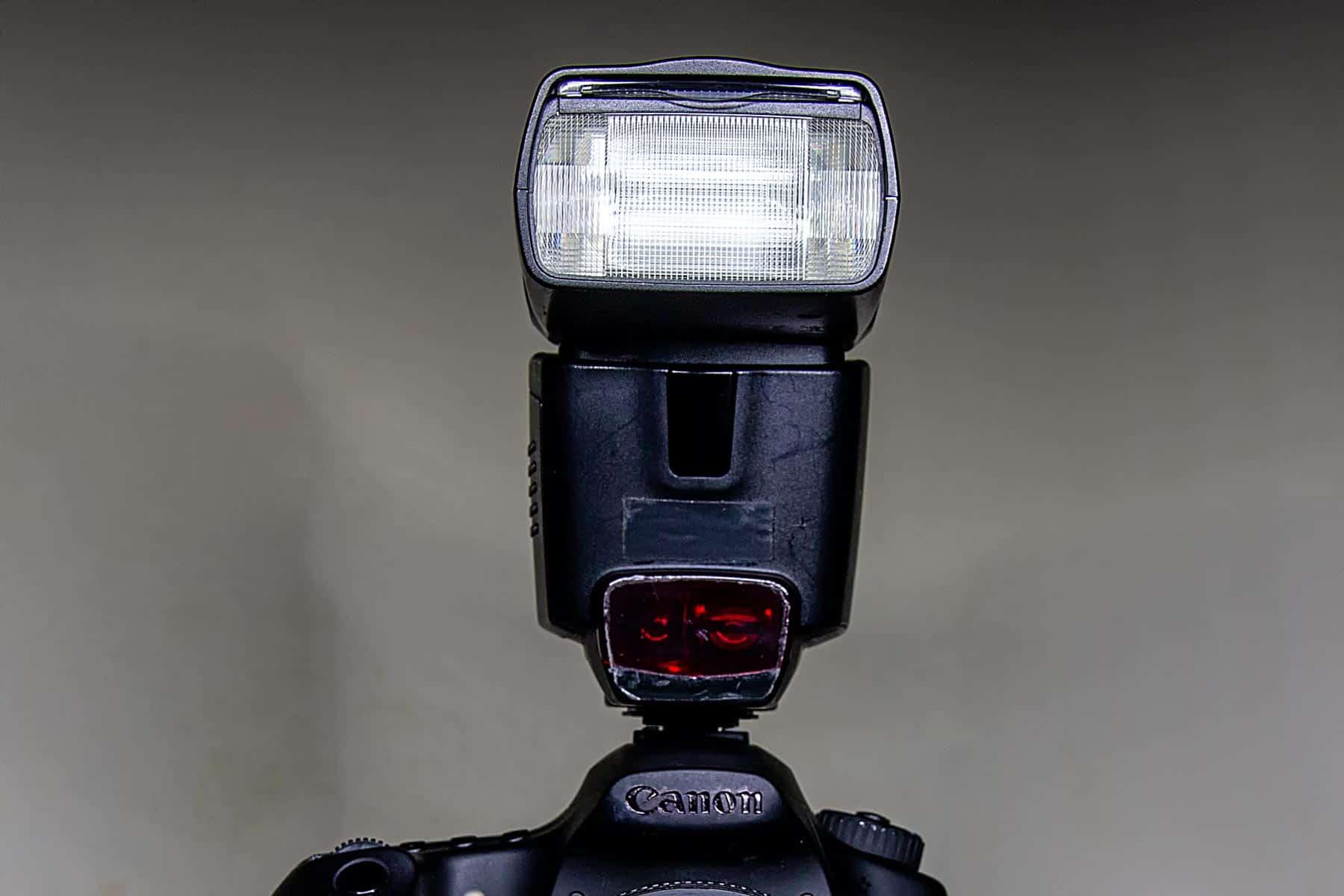 Flash para Canon