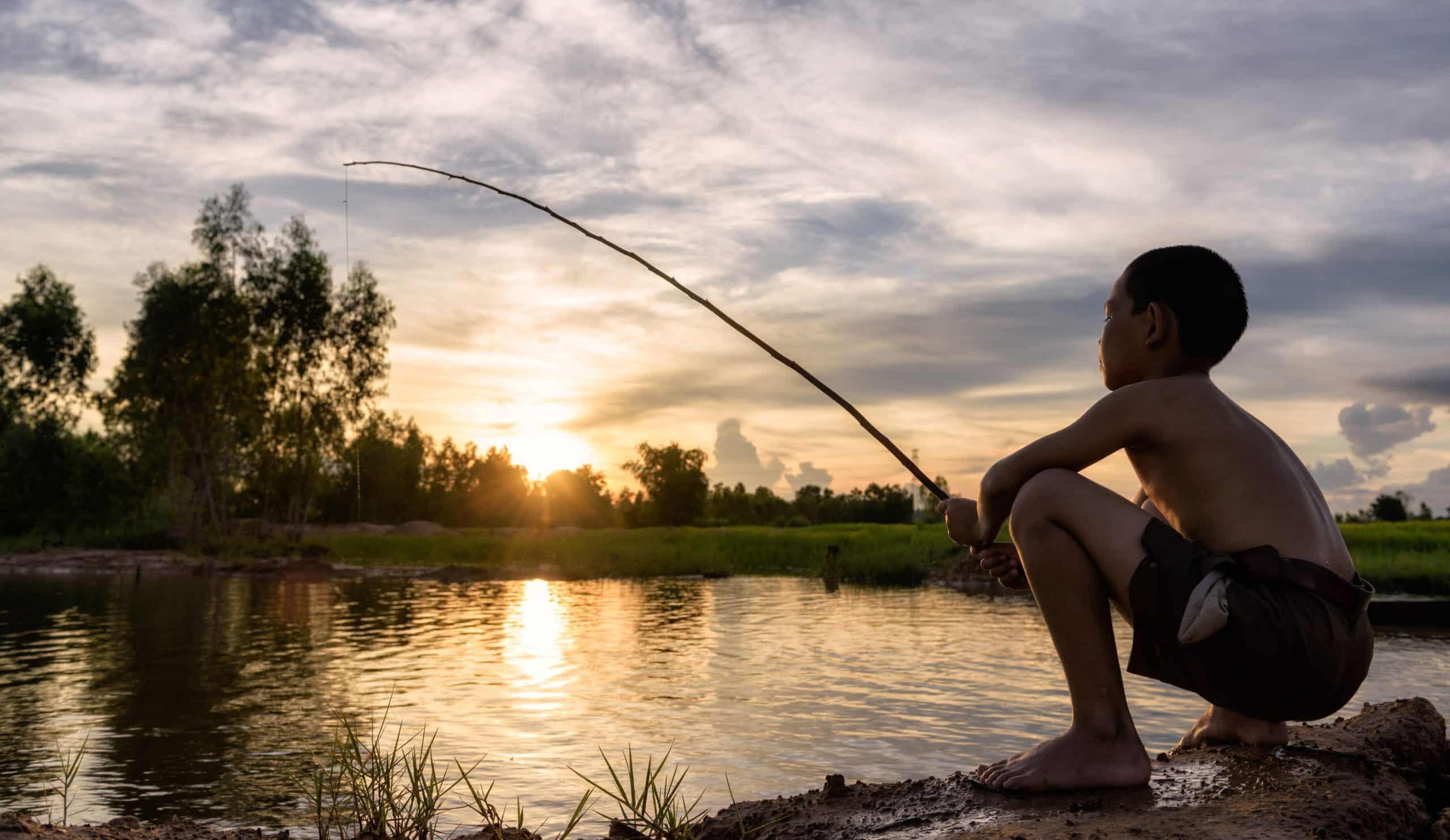 cómo pescar