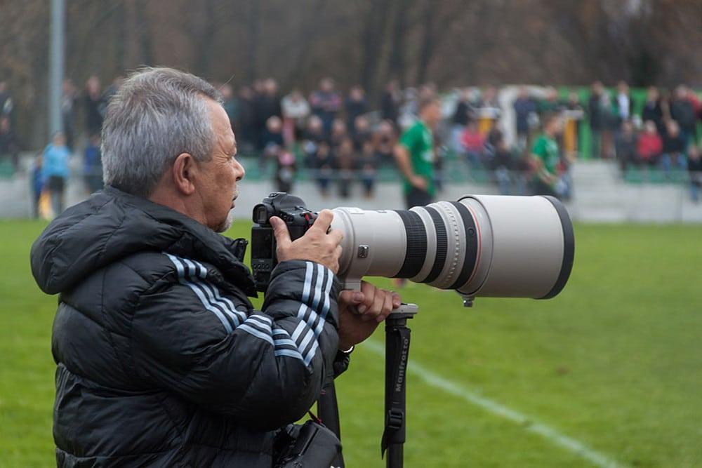 Monopie de fotografía